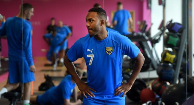 Rob Hall, pictured during pre-season testing last year, has been working hard through the summer in a bid to be up to speed for the first sessions today Picture: Richard Cave