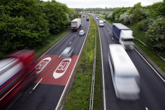 Two overnight closures on the A34 this week for roadworks