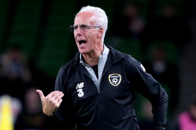 Republic of Ireland manager Mick McCarthy has challenged Troy Parrott to force his way into the Tottenham team