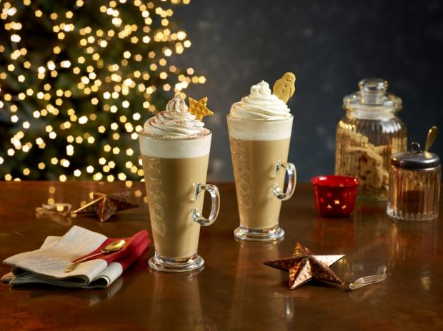 Costa Reveals 2019 Christmas Menu Which Includes Terrys