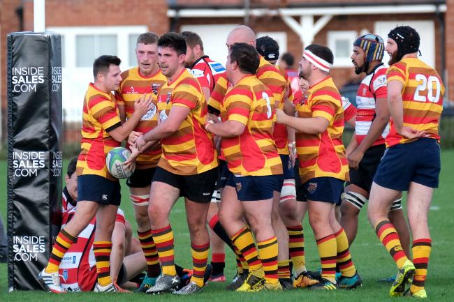 Bicester are one of many clubs reminding players and supporters to stay safePictures: Ric Mellis