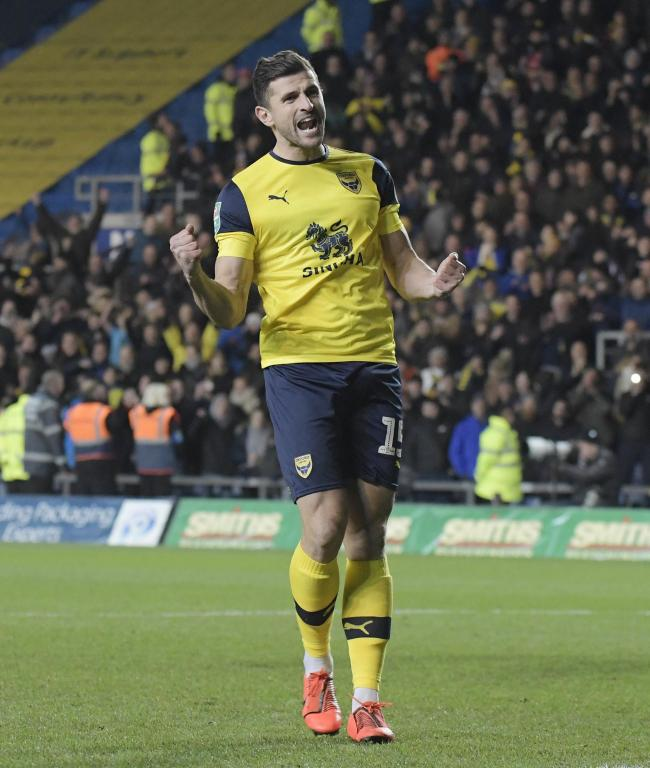 John Mousinho thinks Oxford United must avoid treating the play-offs, which start next Friday, as 'just another game' Picture: David Fleming