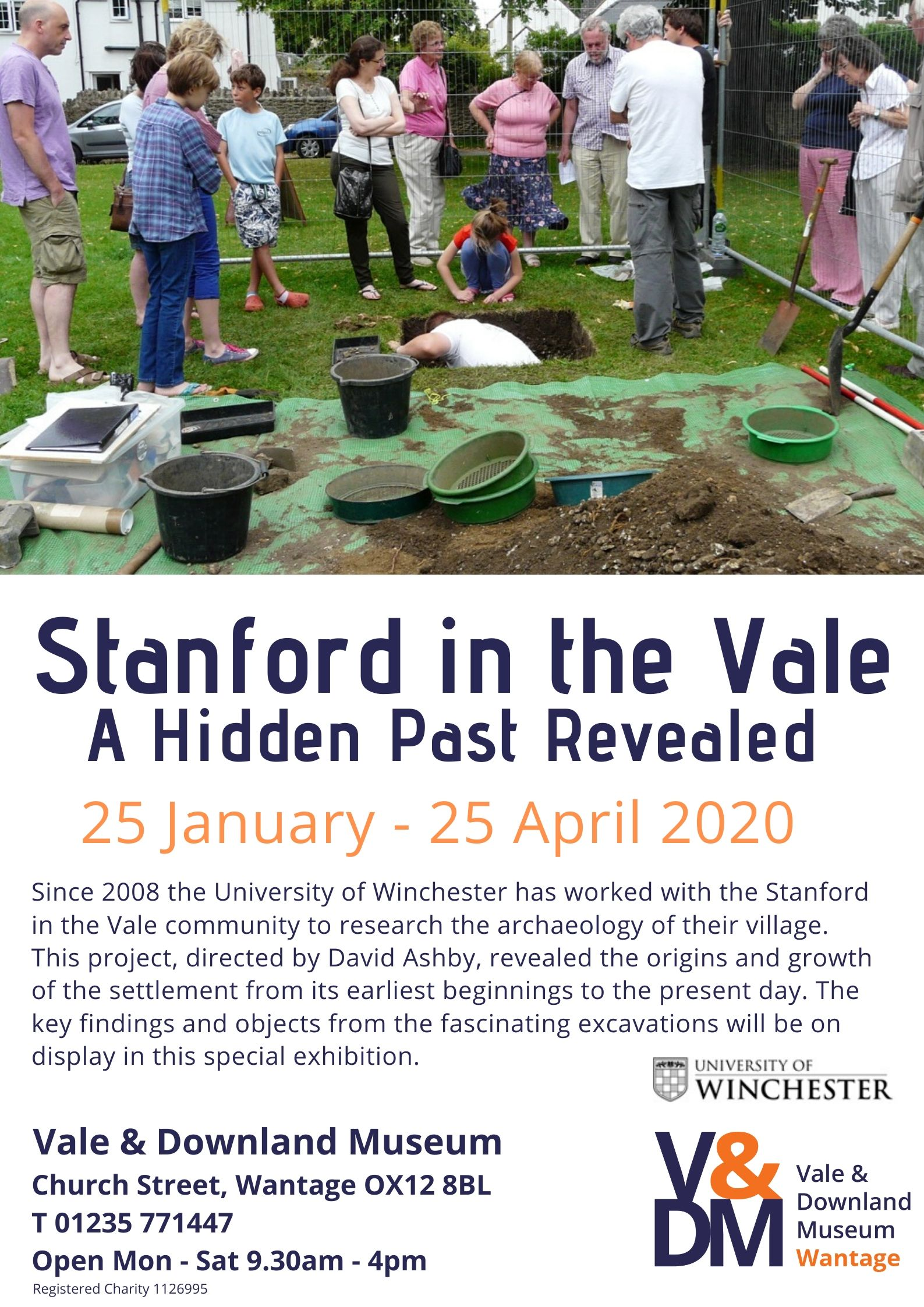 Stanford In The Vale - A Hidden Past Revealed