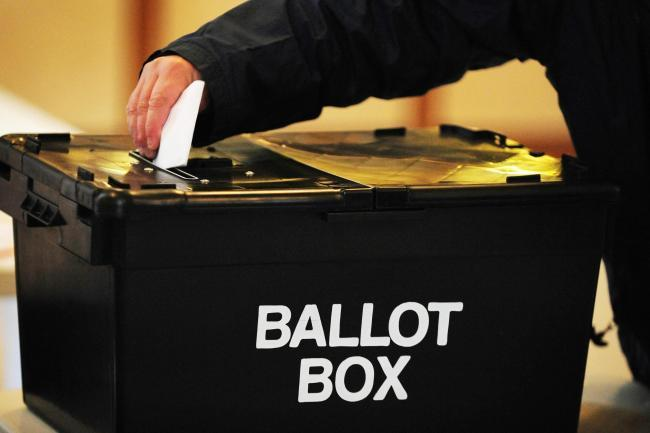 It's polling day in the 2019 general election