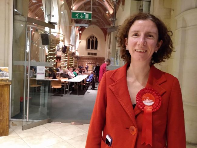 Oxford MP Anneliese Dodds tipped for senior position