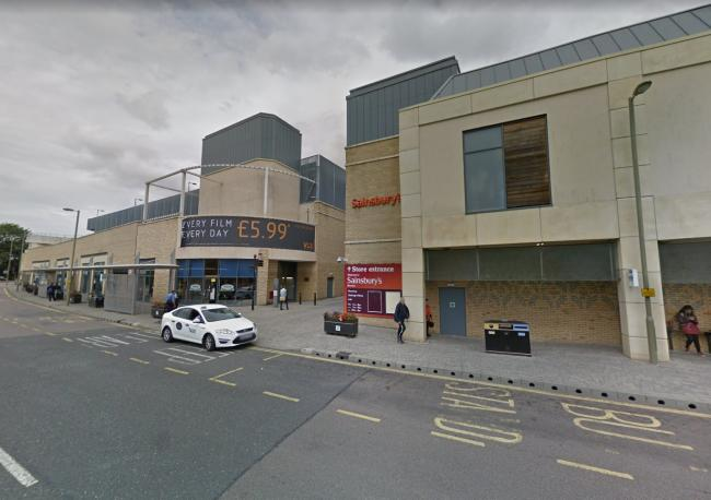 Sainsbury's in Bicester. Pic from Google Maps