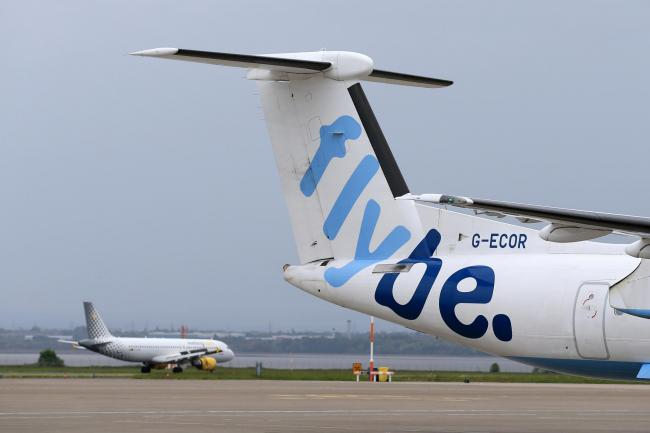 Flybe is Europe's largest regional airline (Tim Goode/PA)