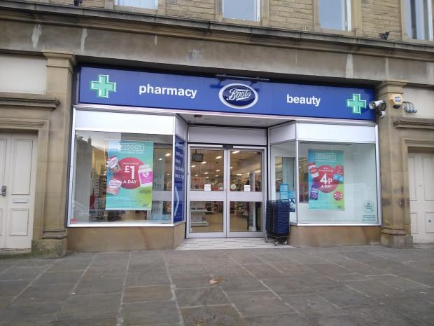 Witney Gazette: SHOPPING: A branch of Boots. Picture: Newsquest