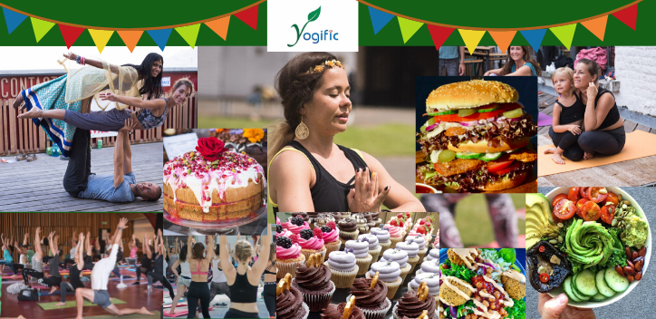 Oxford Yoga and Vegan Festival