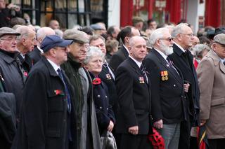 Remembrance Day Witney