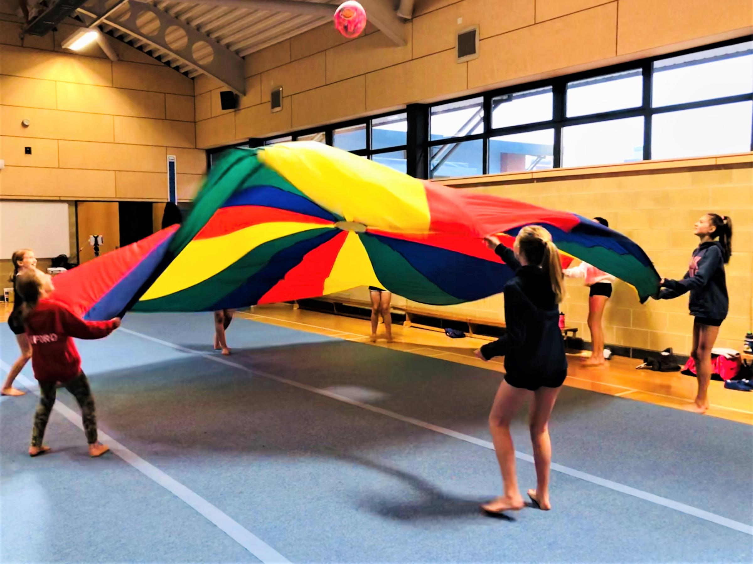 Easter Gymnastics Course