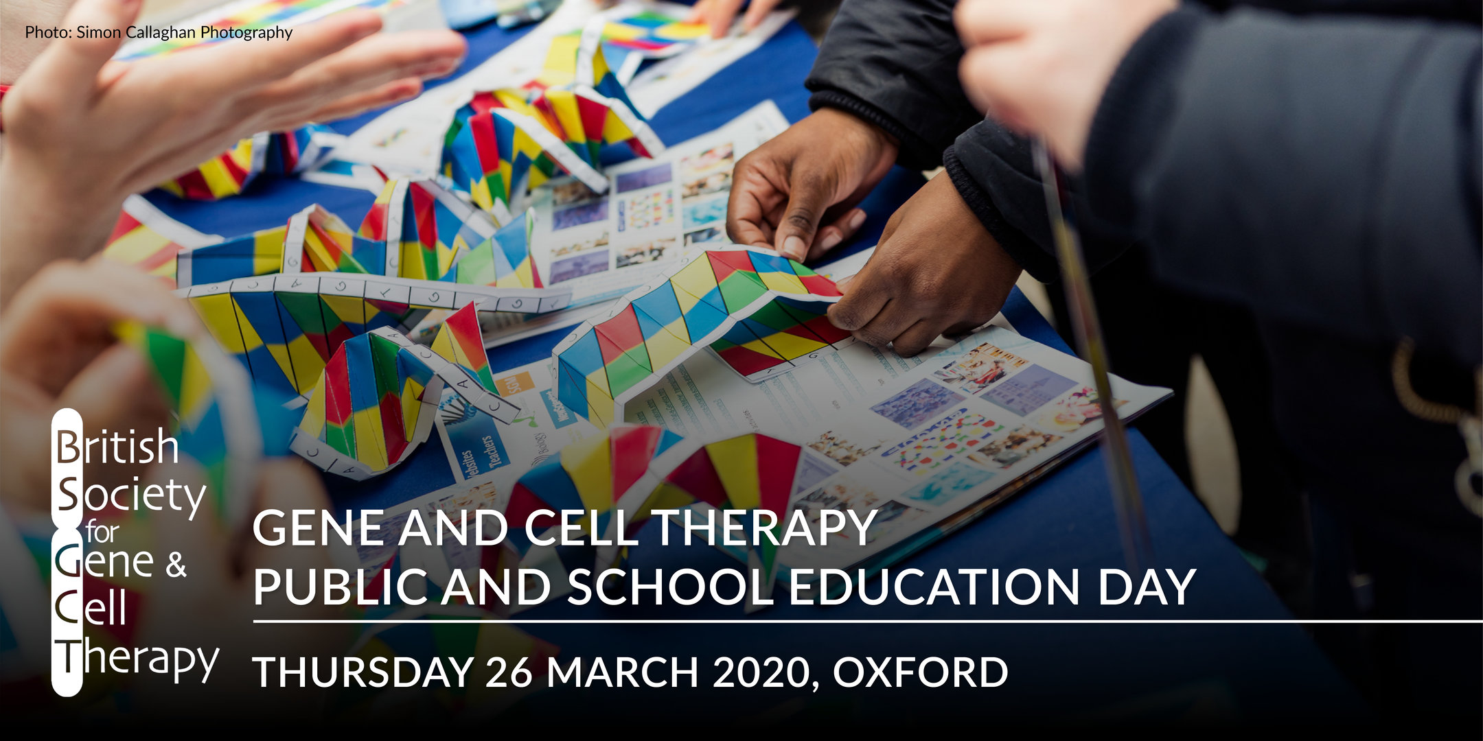 Gene and Cell Therapy Education Day
