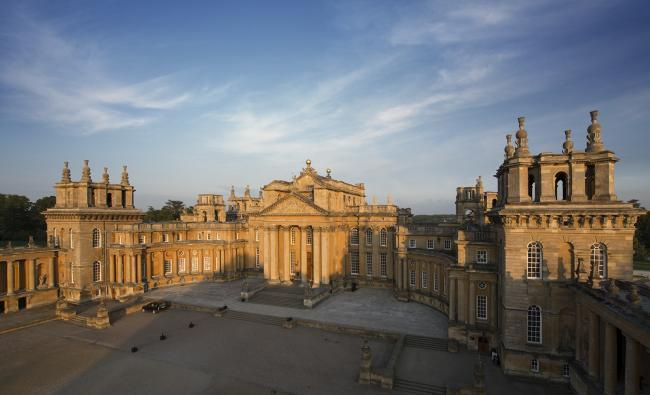 Blenheim Palace. Picture: Pete Seaward