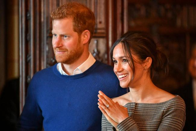 Prince Harry and Meghan Markle. Picture: Ben Birchall/ PA Wireicture: