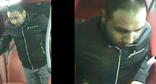 Police hunting for man who touched himself on top deck of bus