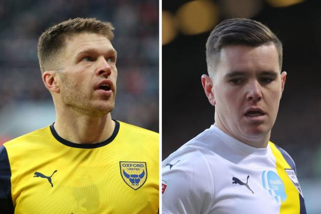 Jamie Mackie and Liam Kelly set to be available for Oxford United play-off