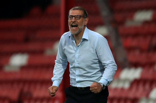 West Brom head coach Slaven Bilic has ordered his players not to panic