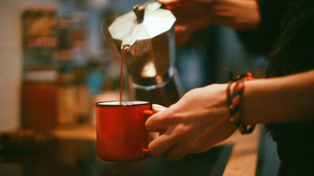 Witney Gazette: Brewing coffee in a moka pot is budget-friendly and easy. Credit: Getty Images / Chatnoir