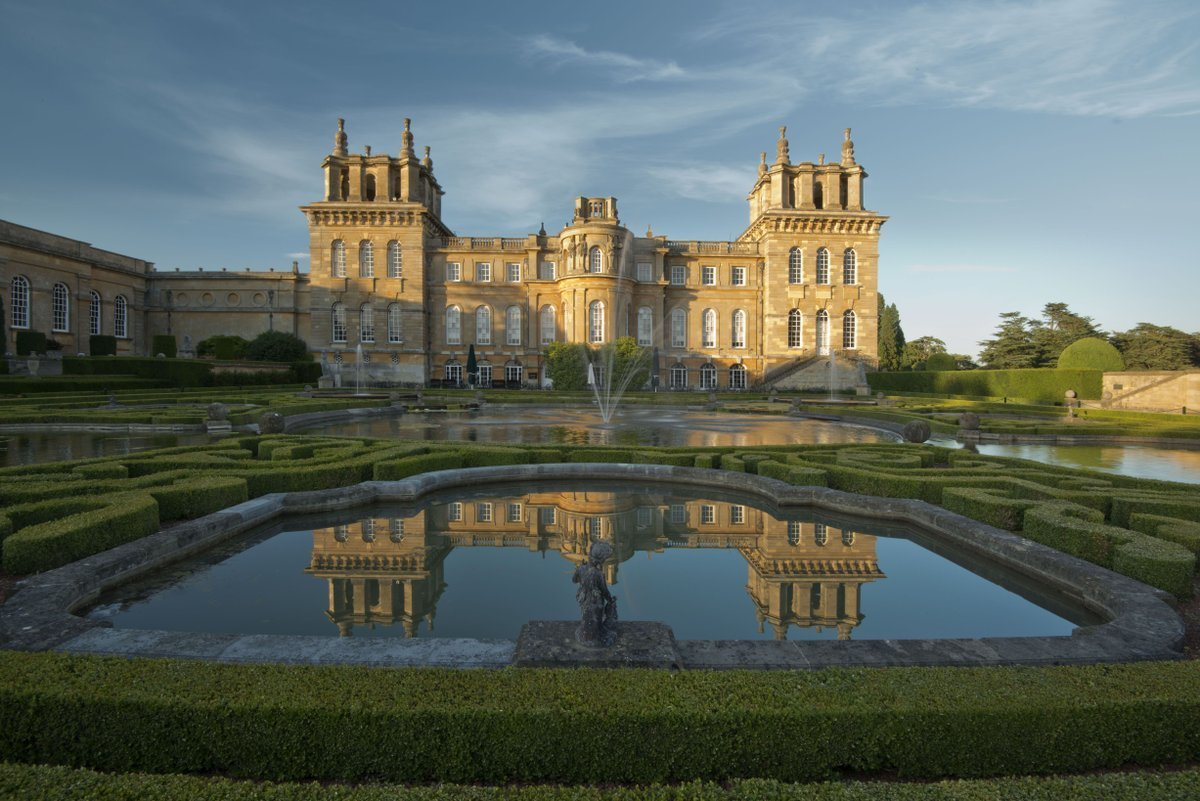 Blenheim Palace Flower Show 2021