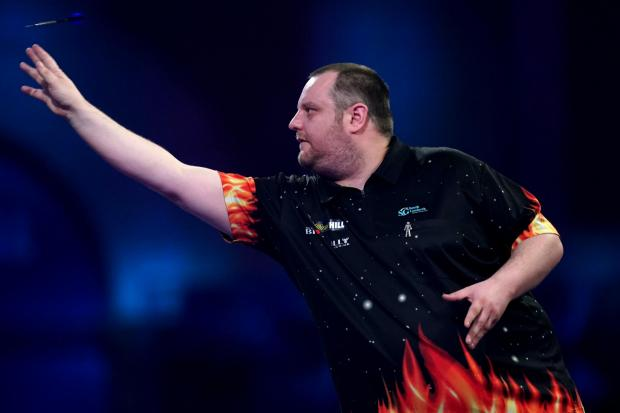 Ryan Joyce won on day two of the PDC Summer Series