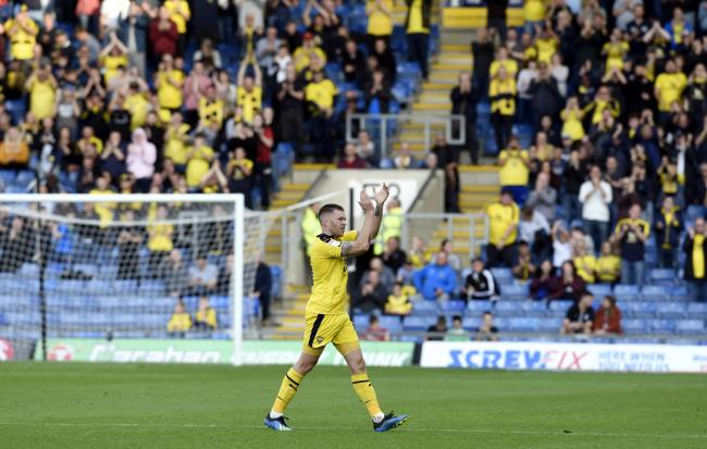 Jamie Mackie made 547 appearance during his career, 91 of them with Oxford United   Picture: David Fleming