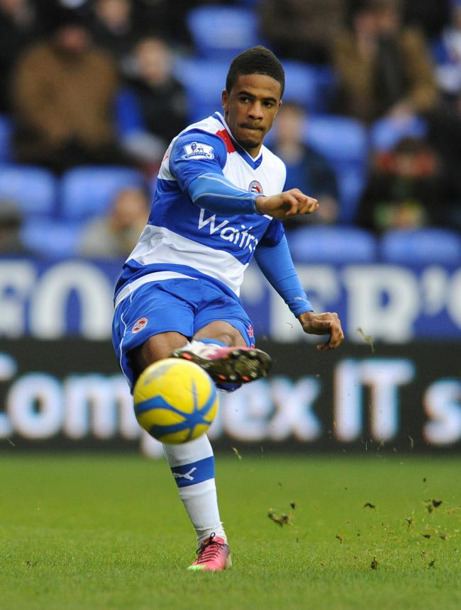 Garath McCleary spent eight years at Reading   Picture: Andrew Matthews/PA Wire