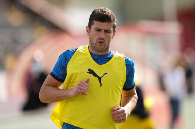 Oxford United club captain John Mousinho   Picture: James Williamson