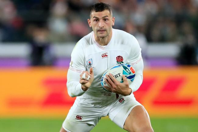 Jonny May could be facing a long season ahead with Gloucester. England and the British and Irish Lions