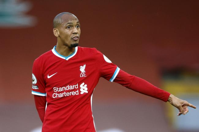 Fabinho impressed as a makeshift centre-back against Chelsea