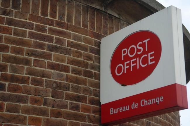 The Post Office in Aston is set to move location
