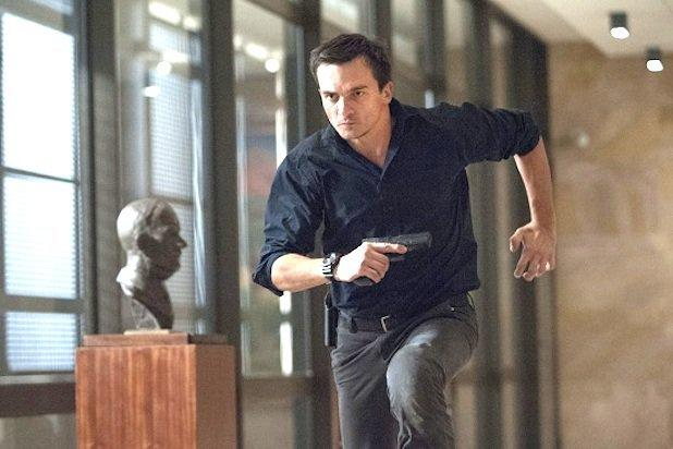 Rupert Friend as Peter Quinn in Homeland