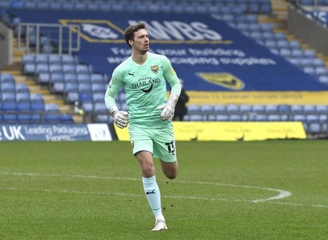 Jack Stevens is desperate to help Oxford United return to winning ways Picture: David Fleming