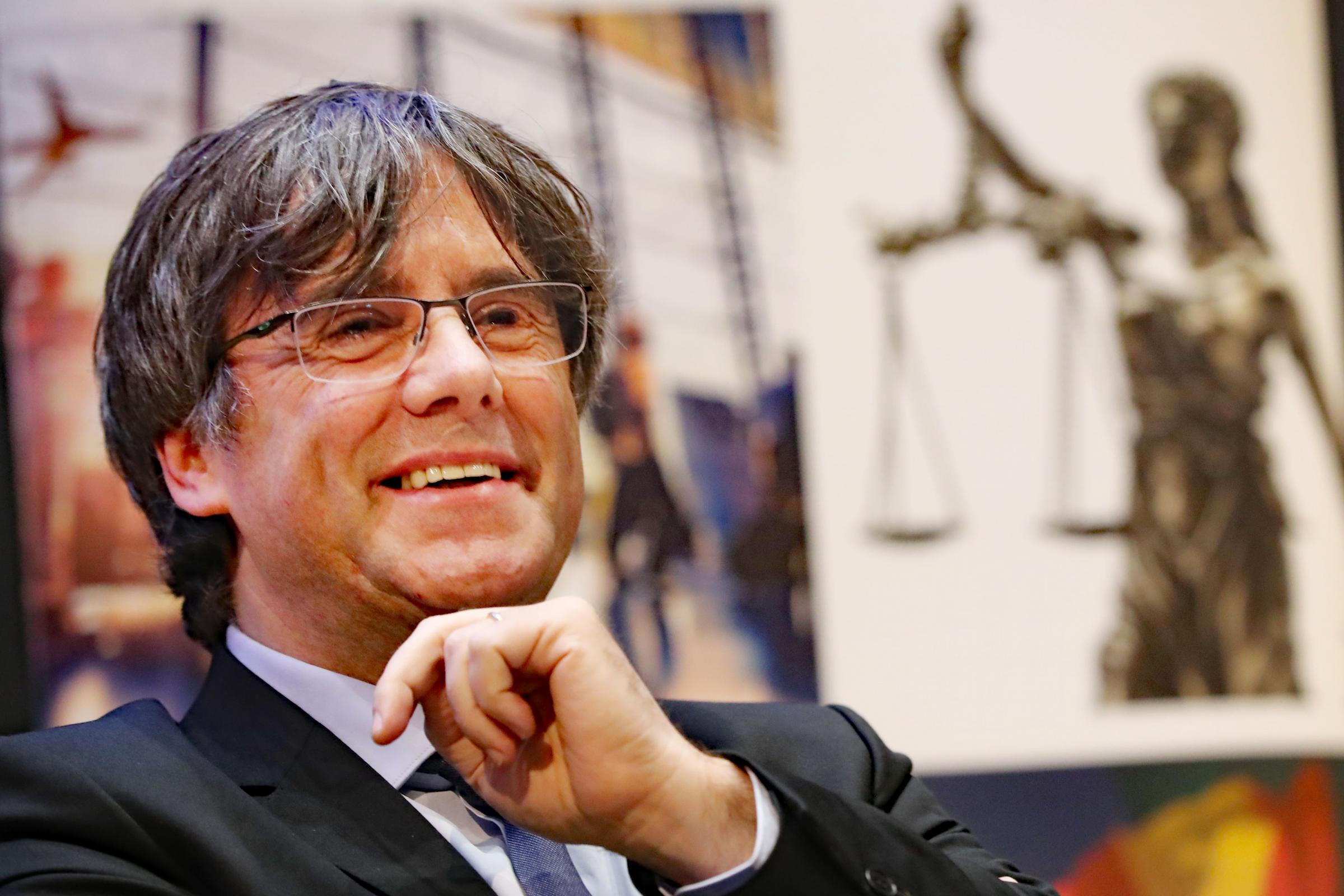 Catalan separatist leader freed from Sardinian jail ahead of extradition case