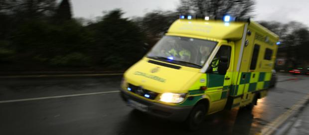 NHS trust fined over speeding ambulance