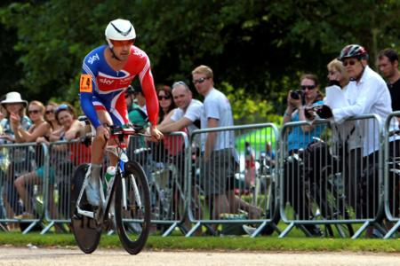 10,000 people were at Blenheim Palace in Woodstock for Bike Blenheim on August 18 & 19