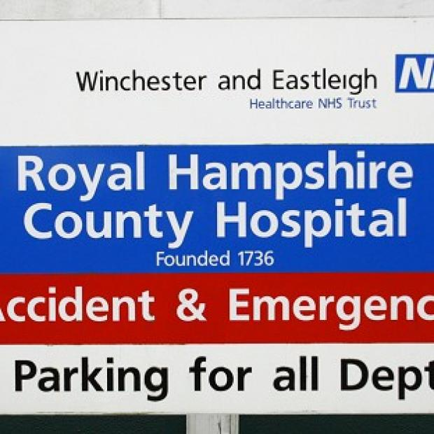 A 17-year-old girl collapsed at St Swithun's School in Winchester and was taken to the Royal Hampshire County Hospital but died an hour later