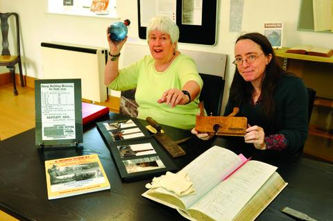 Exhibition shows how family firm helped build Witney