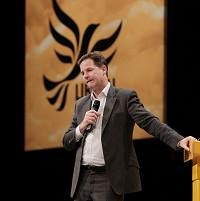 Nick Clegg said there was a 'legitimate debate' to be had about pension tax relief