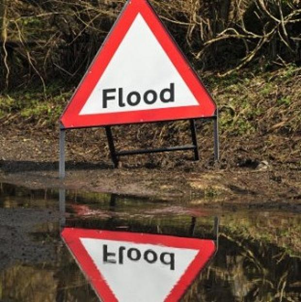 There is a risk of flooding in parts of the country as heavy rain is expected to lash Scotland
