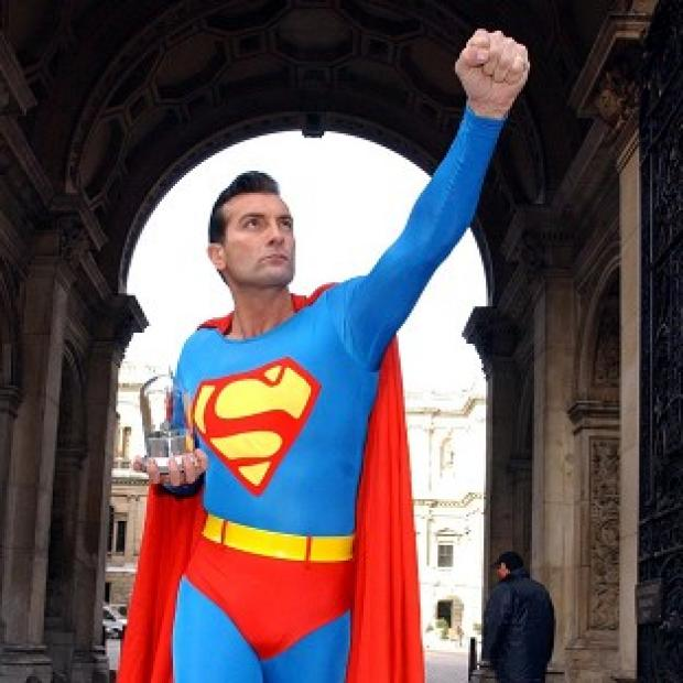 The best ever sci-fi screen character is Superman, according to a new poll