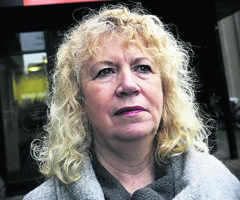 Witney Gazette: Labour group leader Liz Brighouse