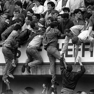 A crush at Hillsborough 23 years ago saw 96 Liverpool supporters die