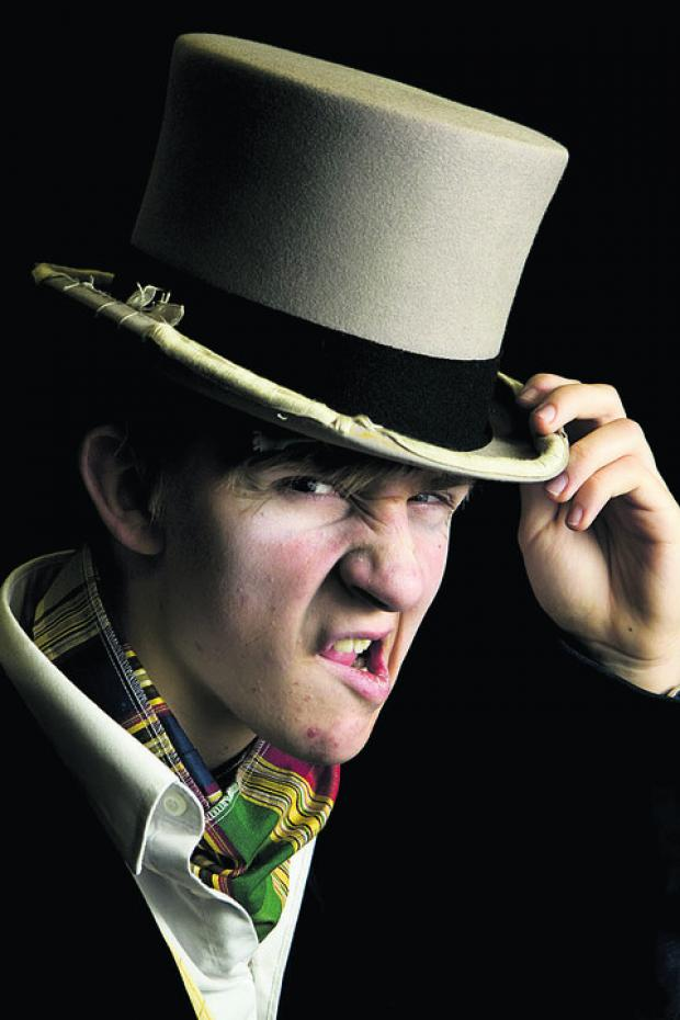 Mark Monkhouse as Scrooge