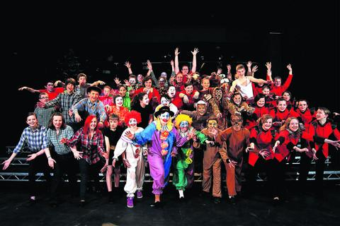 Oxfordshire Gang Show set to be sell-out