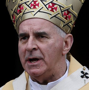 Cardinal Keith O'Brien is resigning with immediate effect