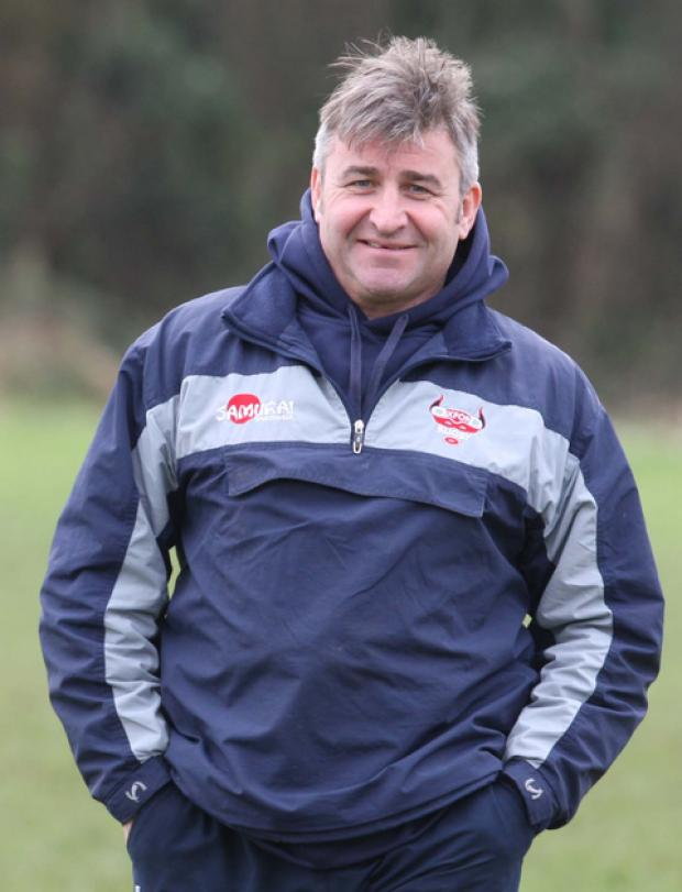 Oxford Harlequins' head of rugby Steve Chadbone is optimistic about the club's future