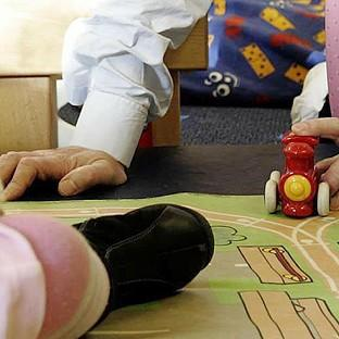 Childcare charities are warning that a full-time nursery place can set a family back around 11,000 pounds a year