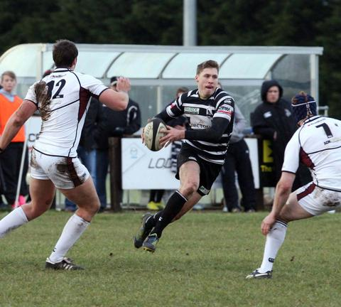 Wing Leo Fielding is unavailable for Chinnor's home game against Dings Crusaders tomorrow