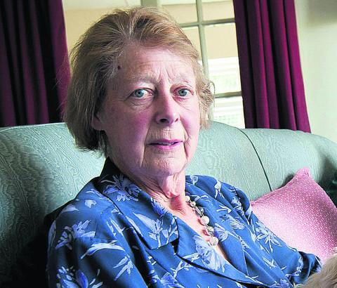 Jacquie Pearce-Gervis of Oxfordshire-based watchdog Patient Voice