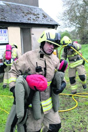 Firefighters took over a derelict building in Witney to hone their skills. Click for the full story.